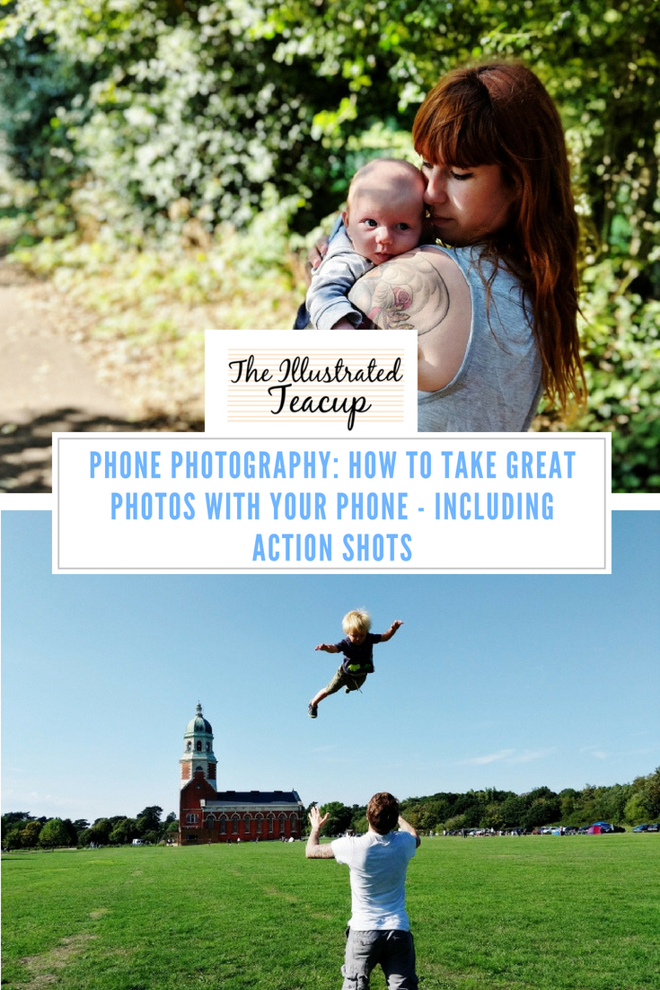Phone photography: How to take great photos with your phone - including action shots