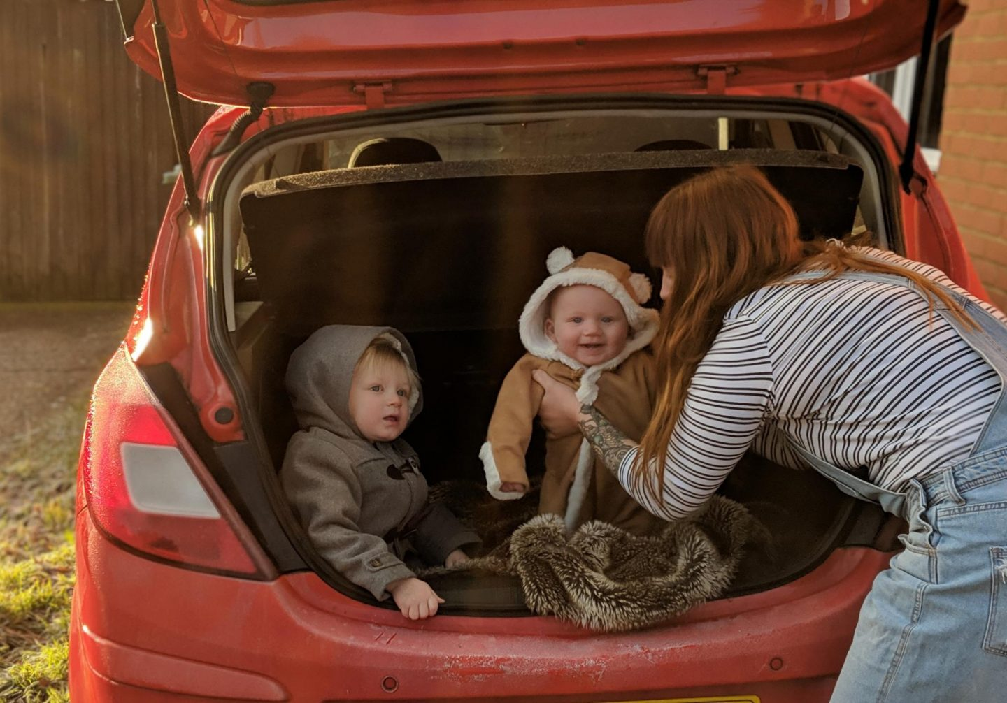 AD | Weekend road trips with kids and how to prepare for them in the winter